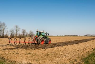 Zasiewy pszenicy ozimej w Europie Zachodniej przebiegają bez zakłóceń